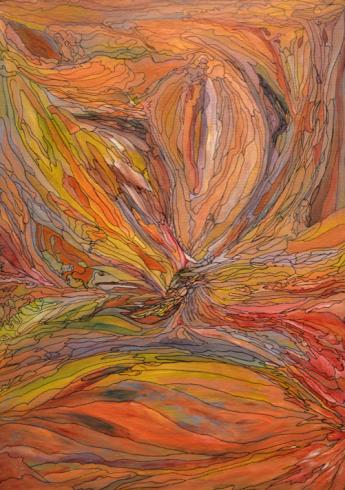 ferrari-nunes-rodrigo-2016-sphinxie-acrylic-on-canvas